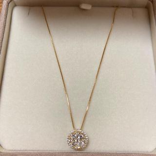 ソフィアコレクション(Sophia collection)のフェスタリア k18 ダイヤモンドネックレス(ネックレス)
