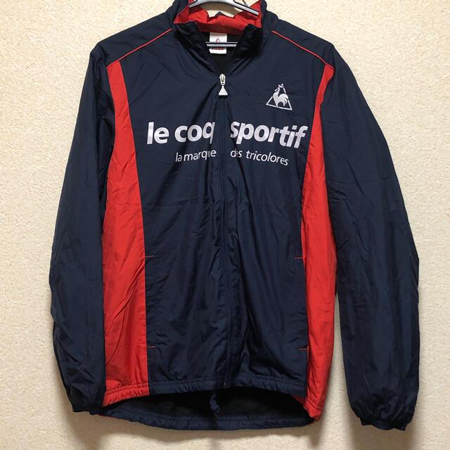 le coq sportif(ルコックスポルティフ)のle coq ウィンドブレーカー 上下セット Mサイズ スポーツ/アウトドアのランニング(ウェア)の商品写真