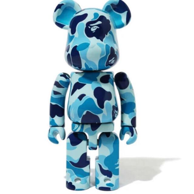 MEDICOM TOY(メディコムトイ)の超合金BAPE X MEDICOMTOY ABC CAMO BE@RBRICK  エンタメ/ホビーのおもちゃ/ぬいぐるみ(キャラクターグッズ)の商品写真