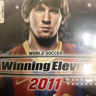 ワールドサッカー ウイニングイレブン 2011 PS3(その他)