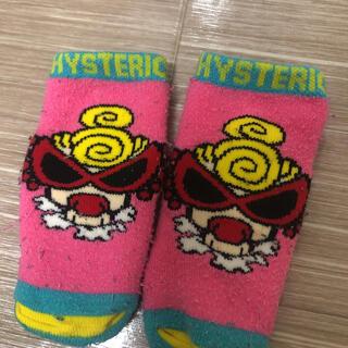 ヒステリックミニ(HYSTERIC MINI)のヒスミニ ヒステリックミニ 靴下 baby(靴下/タイツ)