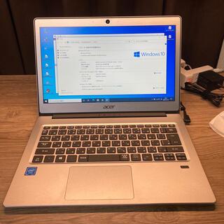 エイサー(Acer)のcoffeegirl様専用 Acer swift1 (送料込み)(ノートPC)