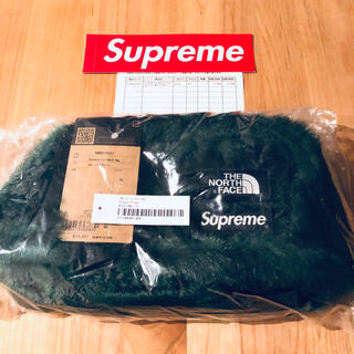 シュプリーム(Supreme)のSupreme The North Face Faux Fur WaistBag(ウエストポーチ)
