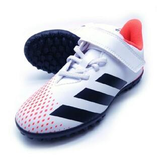 アディダス(adidas)の新品 送料無料 adidas 子供用 21センチ サッカー シューズ トレシュー(スニーカー)