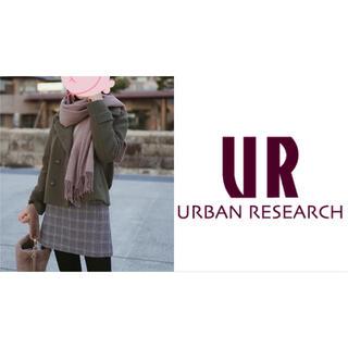 ドアーズ(DOORS / URBAN RESEARCH)のURBAN RESEARCH  コート (ピーコート)