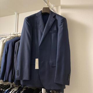 トゥモローランド(TOMORROWLAND)のトゥモローランド  スーツ セットアップ ネイビー ブルー ビジネス 上下(セットアップ)