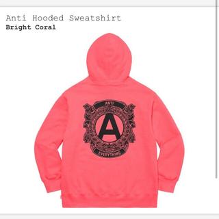 シュプリーム(Supreme)のSupreme - Anti Hooded Sweatshirt(パーカー)