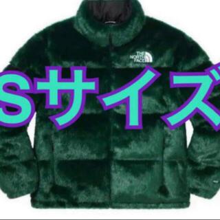シュプリーム(Supreme)の【Green/S】Supreme/The North Face Nuptse(ダウンジャケット)