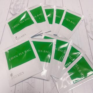 GREEN TEA BAG  緑茶ティーパック(茶)