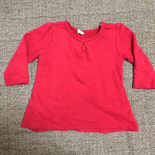 アカチャンホンポ(アカチャンホンポ)のトップス90cm(Tシャツ/カットソー)