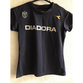 ディアドラ(DIADORA)のDIADORA  レディース Tシャツ(Tシャツ(半袖/袖なし))