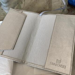 スワロフスキー(SWAROVSKI)のお値下げ スワロフスキー 手帳カバー(その他)