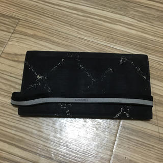 シャネル(CHANEL)のお取り置きですシャネルナイロン長財布(財布)