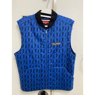 シュプリーム(Supreme)のsupreme gonz shop vest M(ベスト)