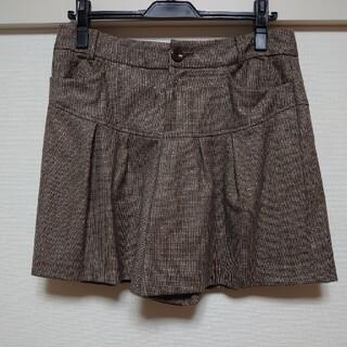 クミキョク(kumikyoku(組曲))の組曲 ラメ入りツイードキュロット(キュロット)