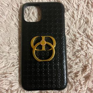 クリスチャンディオール(Christian Dior)のDior iPhone11pro ディオール 黒 iPhoneケース(iPhoneケース)