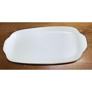 ノリタケ(Noritake)のオールドノリタケ ホワイト プレート(食器)