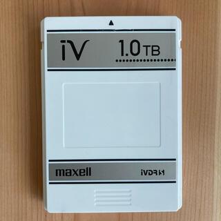 マクセル(maxell)のゆき様売約済み          ivdr 1TB (その他)