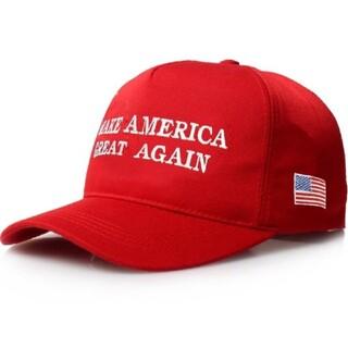 【新品】ドナルドトランプ 帽子 キャップ Make America Great(小道具)