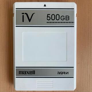 マクセル(maxell)のivdr 500GB (その他)