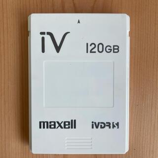 マクセル(maxell)のivdr 120GB (その他)