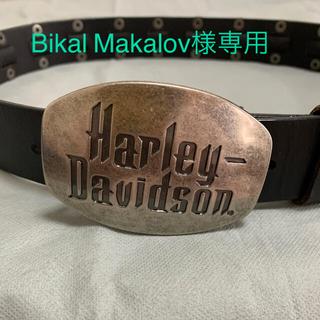 ハーレーダビッドソン(Harley Davidson)のHarley-Davidson ベルト(ベルト)