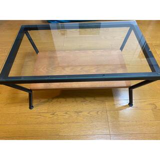 フランフラン(Francfranc)の【引取り】フランフラン カフェテーブル(ローテーブル)