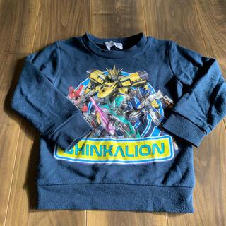 シンカリオン  110 スウェット(Tシャツ/カットソー)