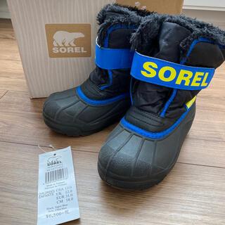 ソレル(SOREL)のSOREL スノーブーツ 18.0 キッズ(ブーツ)