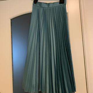 ジュエルチェンジズ(Jewel Changes)のエメルリファインズ プリーツスカート(ひざ丈スカート)