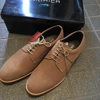 オリヒカ(ORIHICA)のスエード シューズ 革靴 ORIHICA ビジカジシューズ 26.5(ドレス/ビジネス)