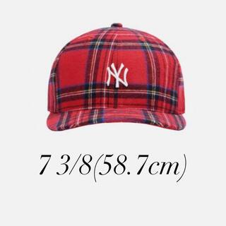 ニューエラー(NEW ERA)のKith New York Yankees Plaid New Era Cap(キャップ)