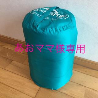 ロゴス(LOGOS)のシュラフ2個セット(寝袋/寝具)