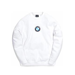 シュプリーム(Supreme)の★送料込み★新品★KITH FOR BMW★ROUNDEL CREWNECK★(スウェット)