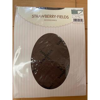 ストロベリーフィールズ(STRAWBERRY-FIELDS)のSTRAWBERRY-FIELDS タイツ (タイツ/ストッキング)