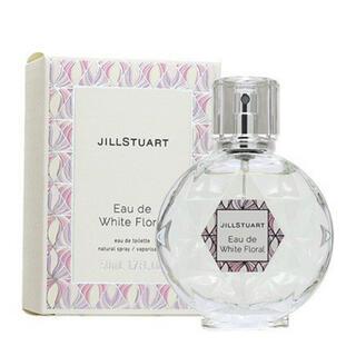ジルスチュアート(JILLSTUART)のジルスチュアート オードホワイトフローラル 香水 50ml (ユニセックス)