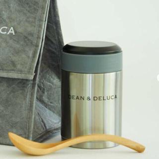DEAN & DELUCA - 新品 DEAN & DELUCA スープポット タンブラー 新色 シルバー