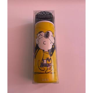 ロゴス(LOGOS)のスヌーピー ロゴス ミニステンレスボトル ローソン限定(水筒)