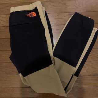 THE NORTH FACE - beams the north face track pants ベージュ L