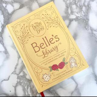 ビジョトヤジュウ(美女と野獣)の1月のみ特別限定価格【大人気!】美女と野獣 ベル Belle's Library(洋書)