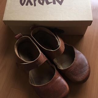 オキシゲン(OXYGEN)のOXYGEN オキシゲン ストラップシューズ(ローファー/革靴)