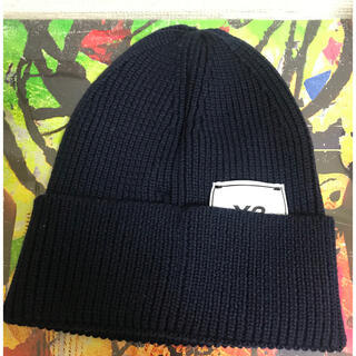 ワイスリー(Y-3)のY-3 CLASSIC BEANIE ワイスリーニット帽(ニット帽/ビーニー)