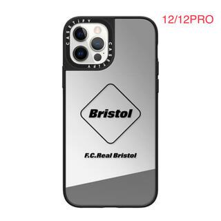 エフシーアールビー(F.C.R.B.)のFCRB CASETIFY EMBLEM MIRROR SILVER CASE(iPhoneケース)