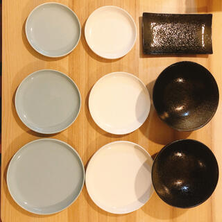ニトリ(ニトリ)のニトリ食器9枚セット(食器)