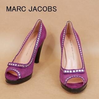 マークバイマークジェイコブス(MARC BY MARC JACOBS)のMARC JACOBS マークジェイコブス 36 スウェード ハイヒール(ハイヒール/パンプス)