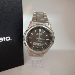 カシオ(CASIO)のCASIO ウェーブセプター 電波ソーラー WVA-M630D-1AJF(腕時計(デジタル))