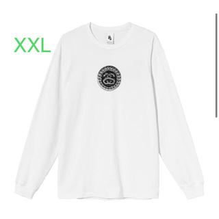 ステューシー(STUSSY)のSTÜSSY / NIKE SS LINK LS TEE White(Tシャツ/カットソー(七分/長袖))