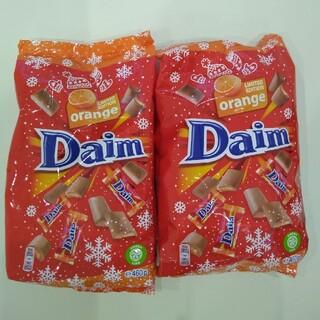 イケア(IKEA)のIKEA クリスマス限定Daim 個包装チョコレート(菓子/デザート)