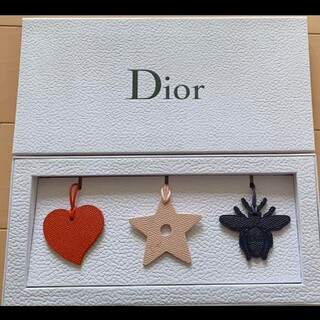 クリスチャンディオール(Christian Dior)のクリスチャン・ディオール レザーチャーム(チャーム)