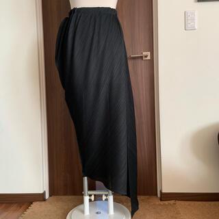 イッセイミヤケ(ISSEY MIYAKE)のイッセイミヤケ  ロングプリーツスカート(ロングスカート)
